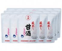 白鹿 蔵出し甘酒1ケース(15個入)