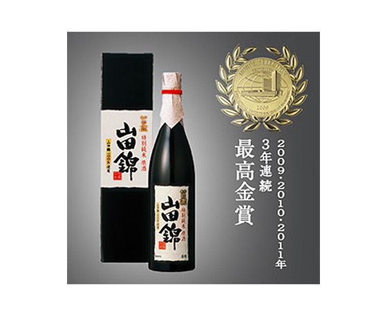 カクテルベースに最適な日本酒、純米原酒