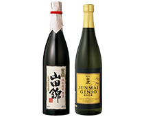 【期間限定】日本酒ロックセット